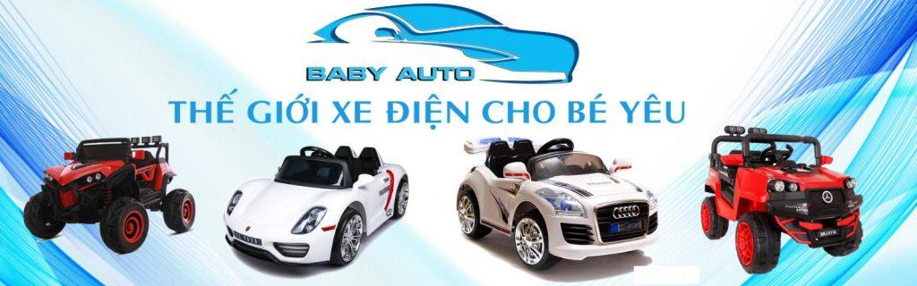 Babyauto - Thế giới xe ô tô điện trẻ em