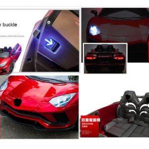 Tổng quan giới thiệu xe ô tô điện trẻ em Lamborghini LT998