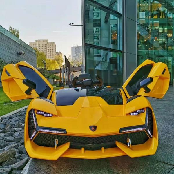Xe ô tô điện trẻ em Lamborghini Nel 603