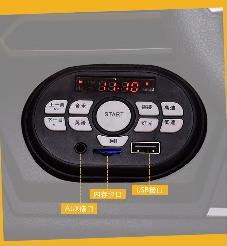 Bảng điều khiển xe Lamborghini NEL 603