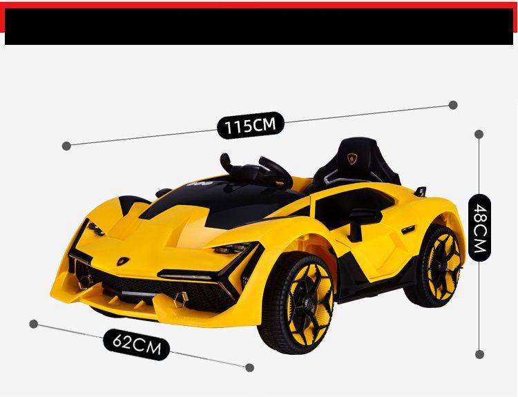 Kích thước xe Lamborghini NEL 603