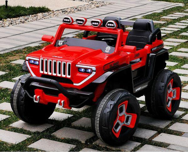 BDQ 1200 mẫu xe điện trẻ em 2 chỗ ngồi rộng rãi và có tải trọng lớn nhất.