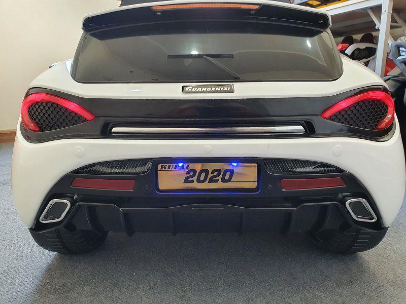 Phần đuôi xe Kupai 2020 cũng nổi bật không kém phần đầu và phần thân xe
