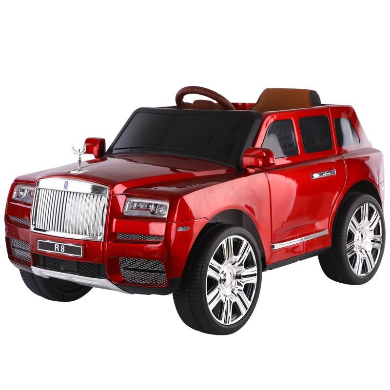 Xe ô to điện trẻ em đang được nhiều ba mẹ lựa chọn mua làm đồ chơi, quà tặng cho các con.