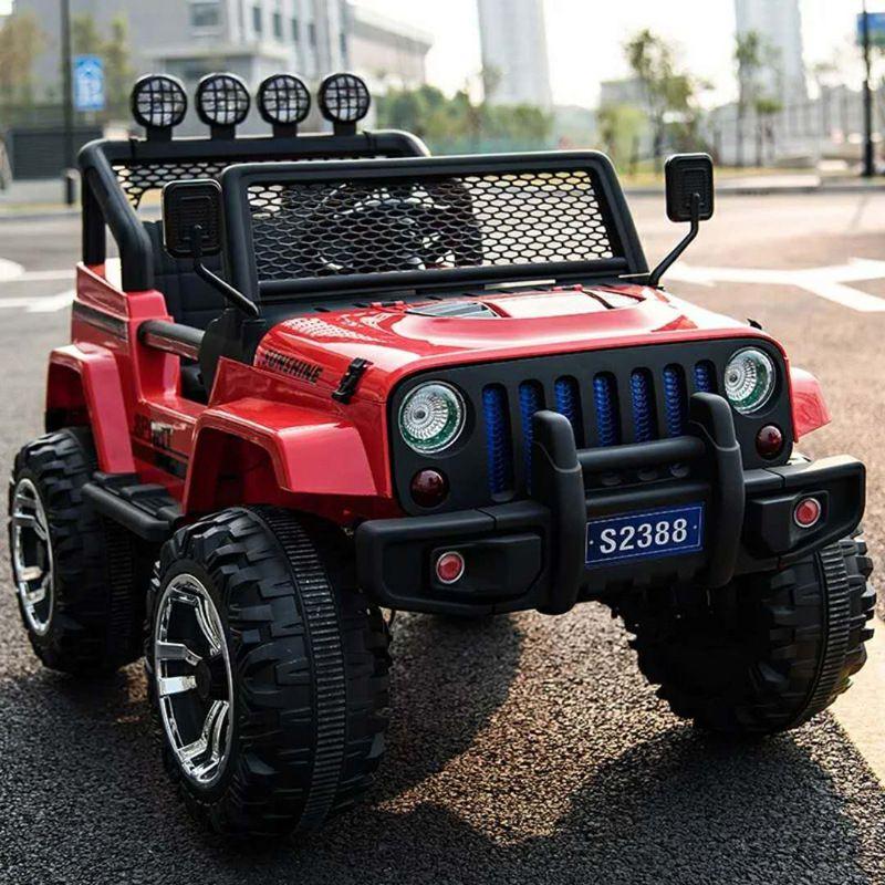 Xe ô tô điện trẻ em địa hình S2388