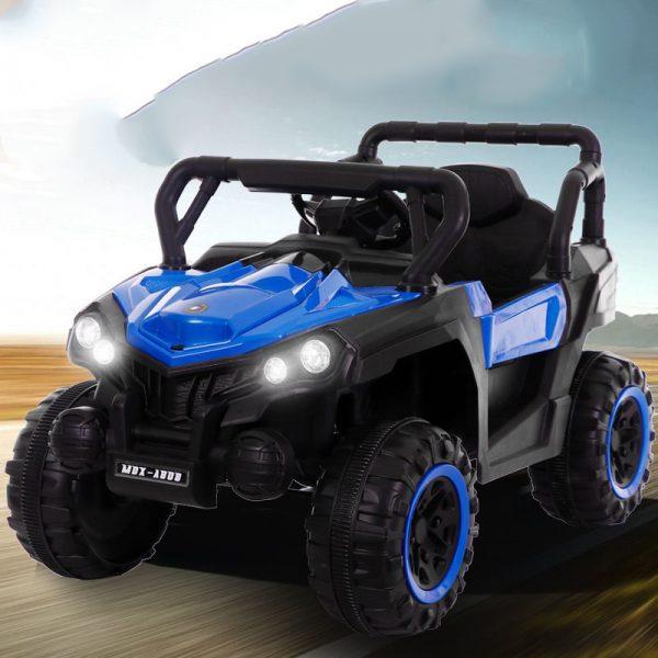 Xe ô tô điện cho bé MDX A808 màu Xanh