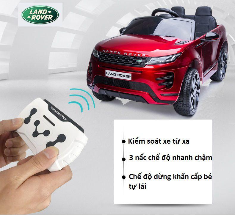 Điều khiển từ xa của xe ô tô điện trẻ em Range Rover