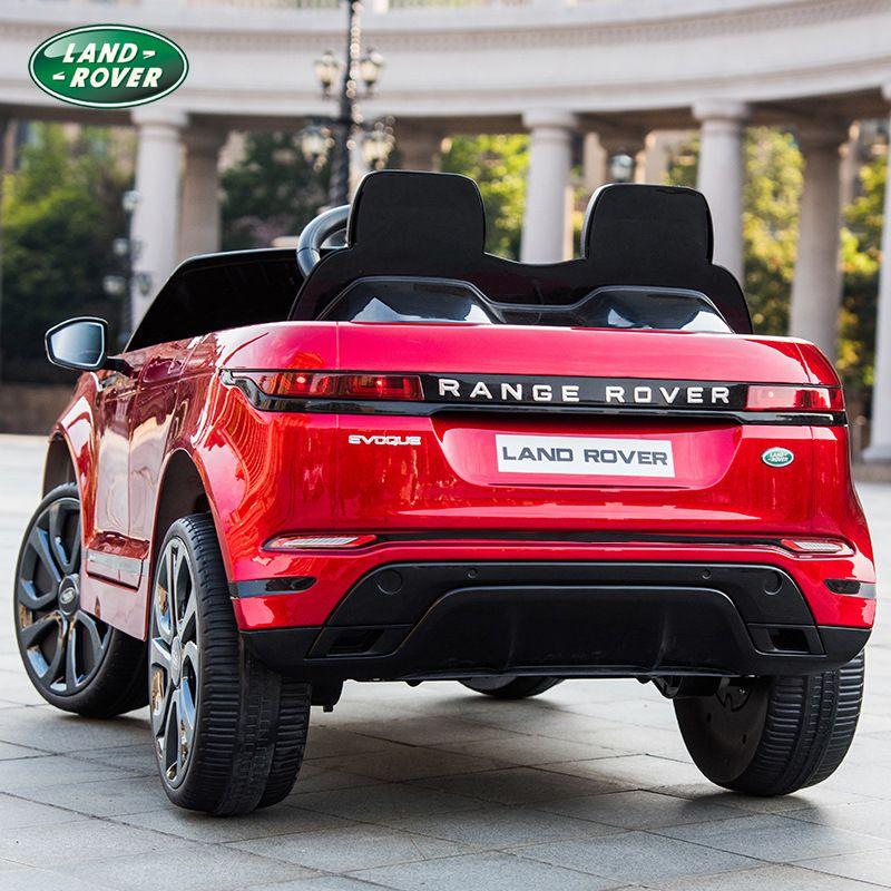 Đuôi xe ô tô điện trẻ em Range Rover Evoque