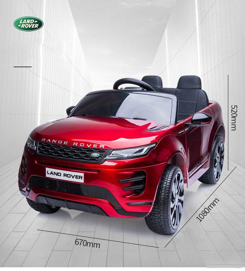 Kích thước xe ô tô điện Land Rover Evoque