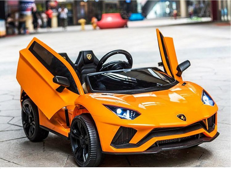 Xe ô tô điện trẻ em Lamborghini LT 998 siêu xe cho bé yêu