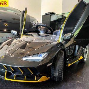 Xe ô tô điện trẻ em Lamborghini BBA 99999 đăng cấp thể thao cho bé yêu