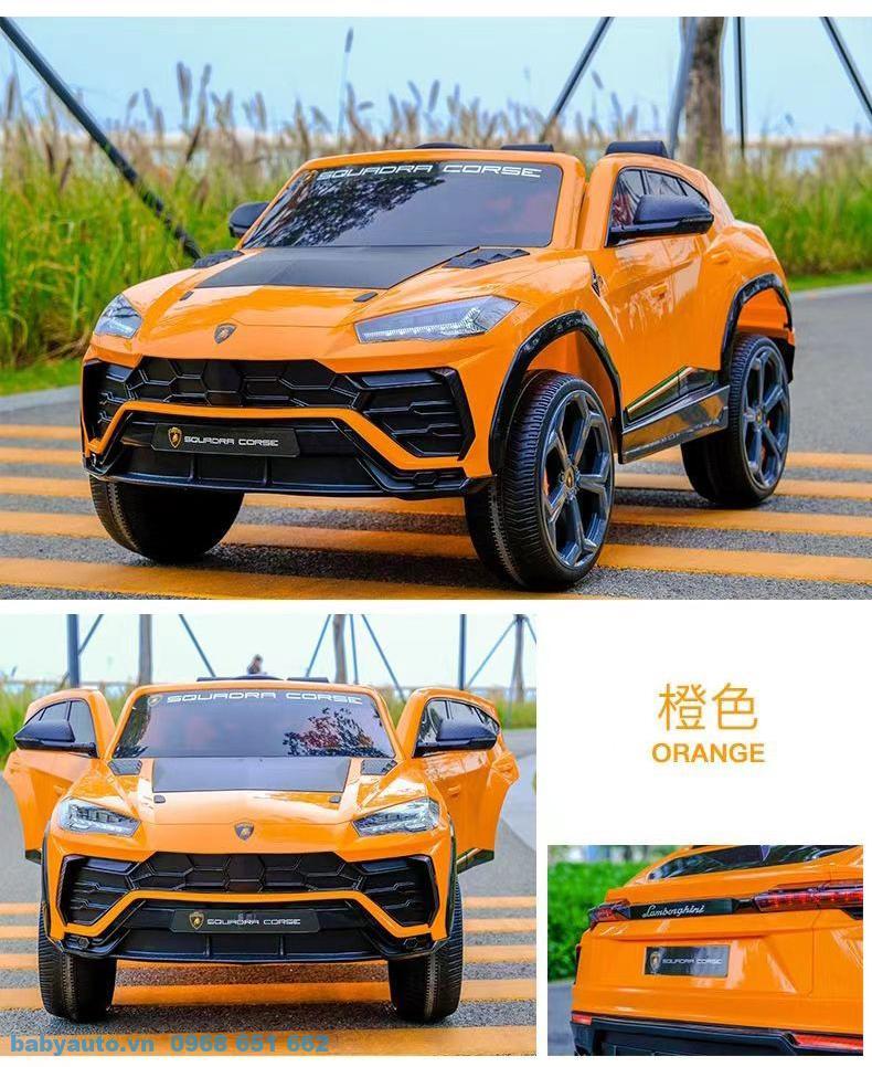 Xe ô tô điện trẻ em Lamborghini STM 9999 - Tiểu Urus cho bé yêu đẳng cấp